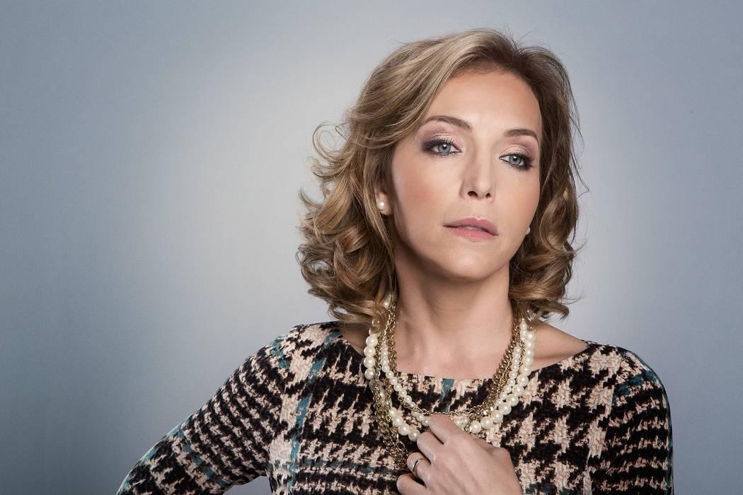 La actriz mexicana Laura Flores. | CORTESÍA