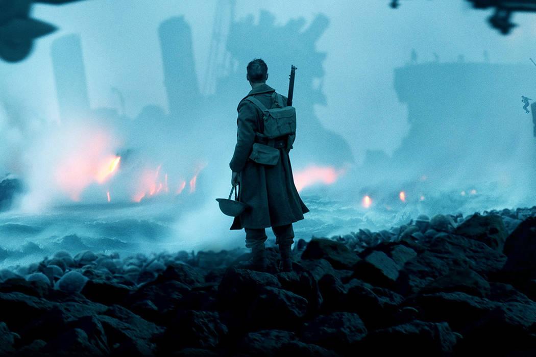 """""""Dunkirk"""" recaudó 28,1 millones de dólares, mientras que sus ingresos acumulados en todo el mundo desde su lanzamiento ascienden ya hasta los 234,3 millones."""