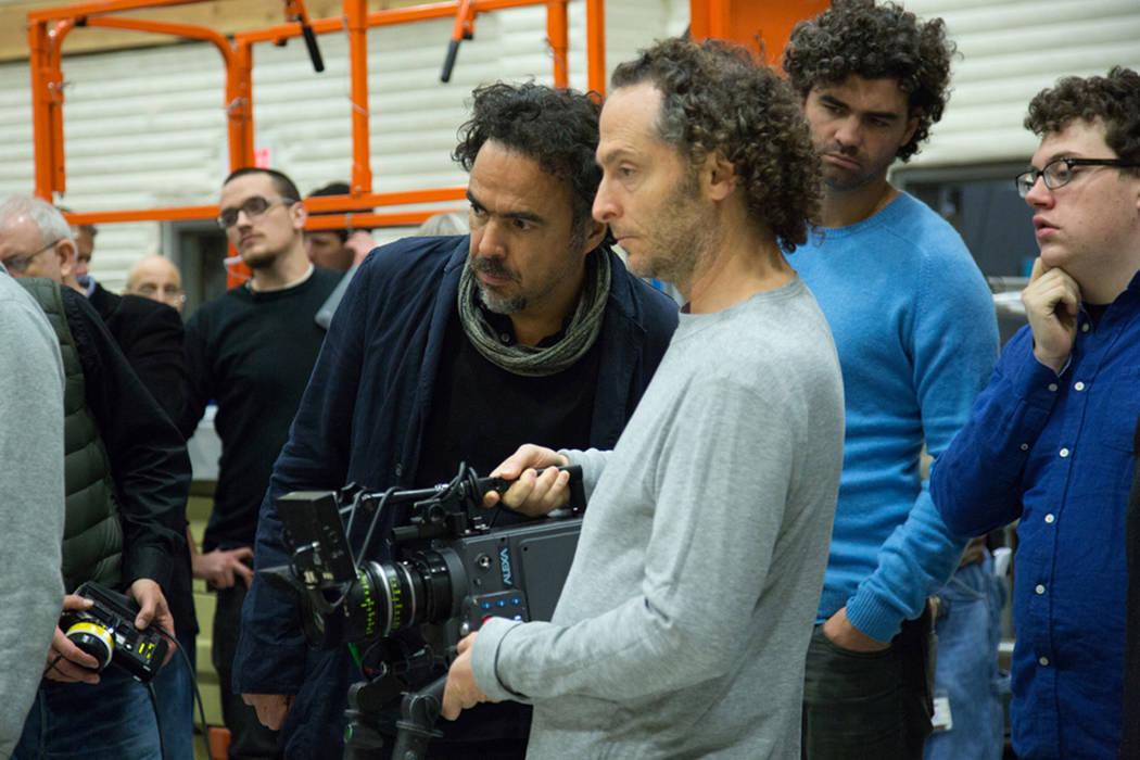 Alejandro González Iñárritu.   Cortesía