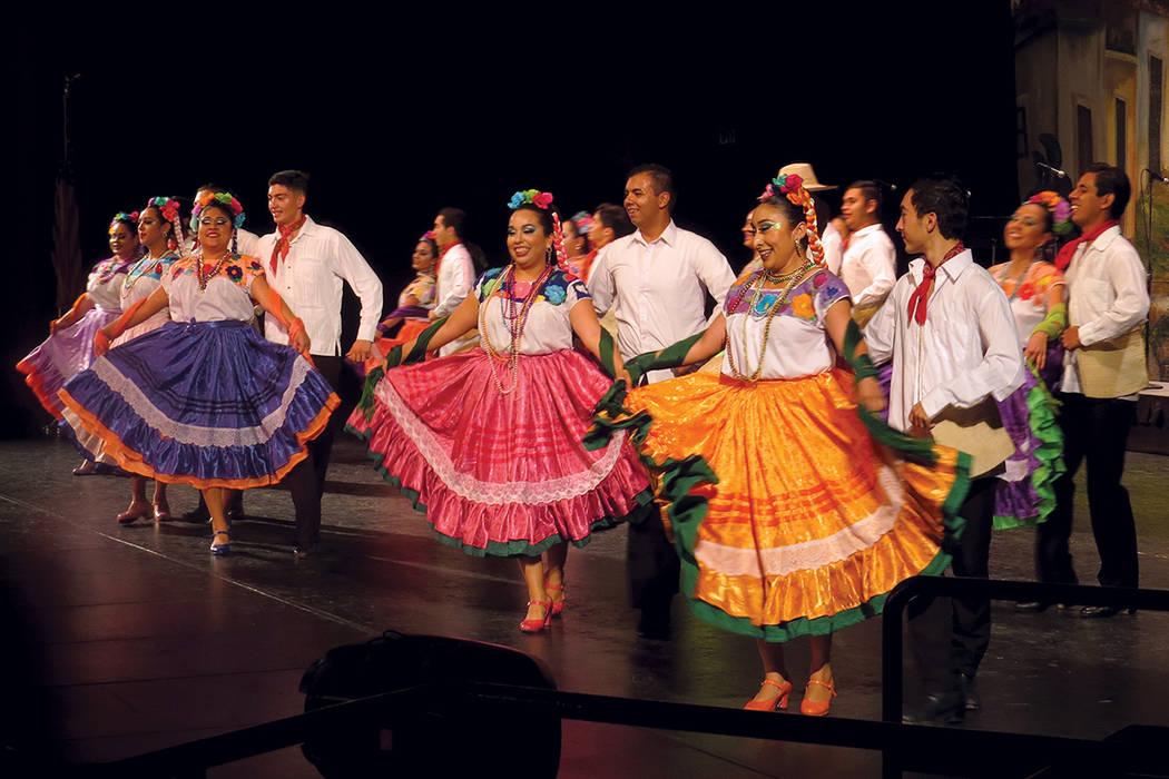 MexiFest llevó a los asistentes a un viaje cultural por la República Mexicana. Sábado 19 de agosto en Cashman Center. | Foto Anthony Avellaneda/ El Tiempo.