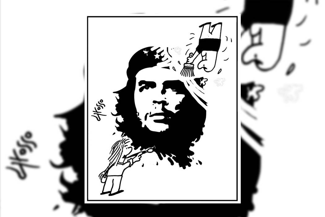 Contrapunteo. | Ilustración por Grosso/ Especial para El Tiempo.