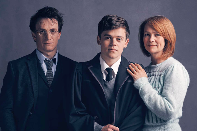 Harry Potter y el niño maldito.   Cortesía