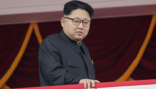 Kim Jong Un. |  (AP Photo/Wong Maye-E)