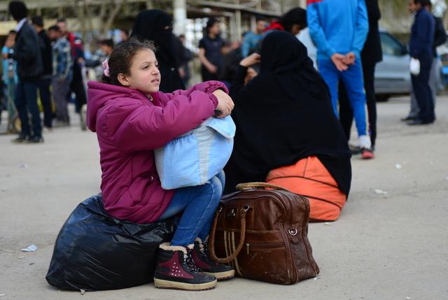 Los refugiados son quizá el rostro más doloroso del fenómeno de la migración. (Foto archivo LVRJ).