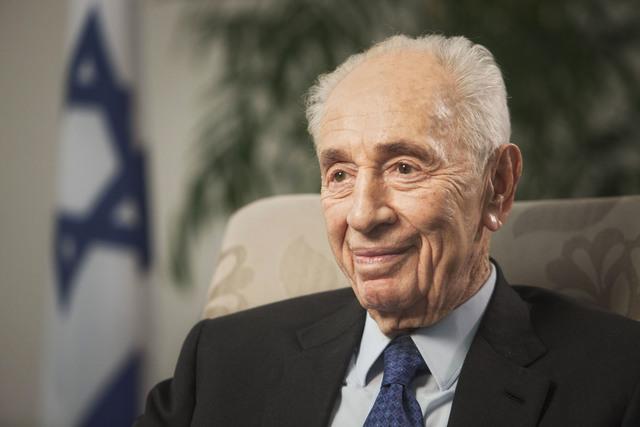 El expresidente de Israel y premio Nobel de la Paz murió a los 93 años de edad. (AP Foto Archivo/Dan Balilty).