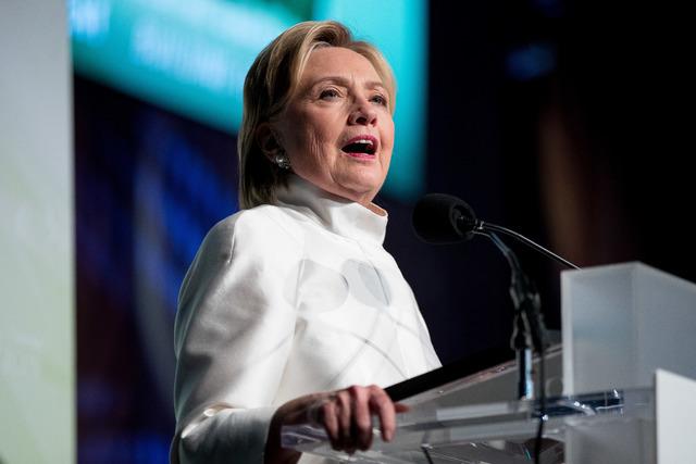 Candidata del Partido Demócrata a la presidencia de los Estados Unidos Hillary Clinton. (Foto archivo AP/Andrew Harnik).