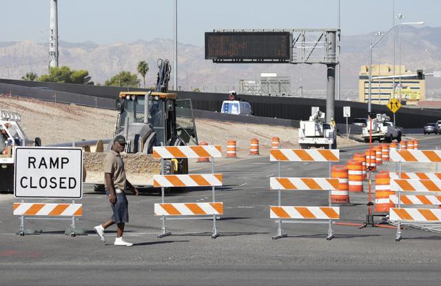 Esta foto de Archivo, de septiembre 6 del 2016,  muestra la rampa desde Martin L. King hacia la carretera 95 al norte cuando fue cerrada. Luego ha estado abierta a la circulación, pero este jueve ...