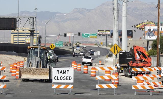 Esta foto de archivo, de septiembre 6 de 2016, muestra el cierre temporal de la rampa de acceso desde Martin L. King a la carretera 95 dirección norte. Las autoridades informan que cerrará tempo ...
