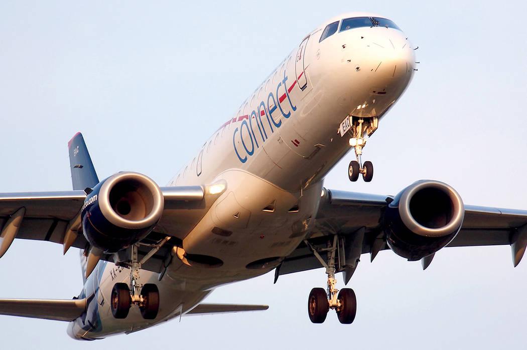 En entrevista con Notimex, detalló que entre las rutas se encuentran la de Aeroméxico Connect, Ciudad de México- Las Vegas; Aeroméxico con la de Guadalajara- Nueva York.