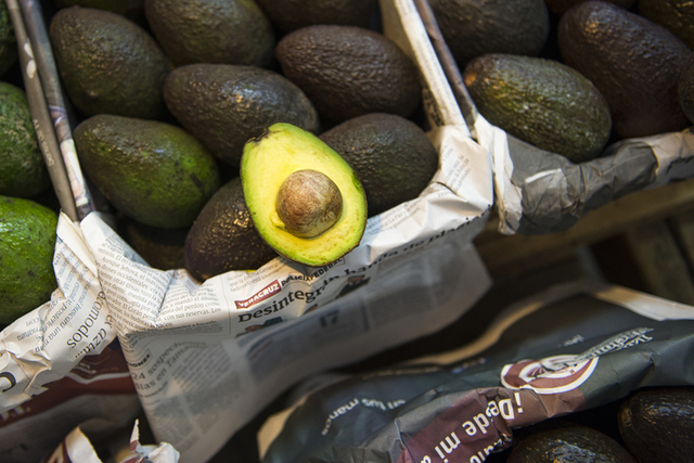 Aguacates. (AP Photo/Nick Wagner)
