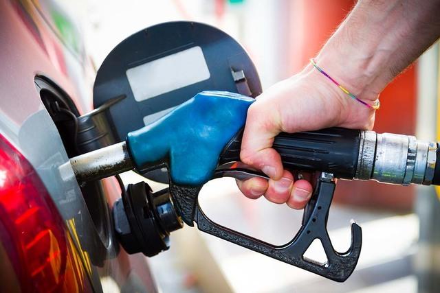 Gasolinería.  Foto Archivo