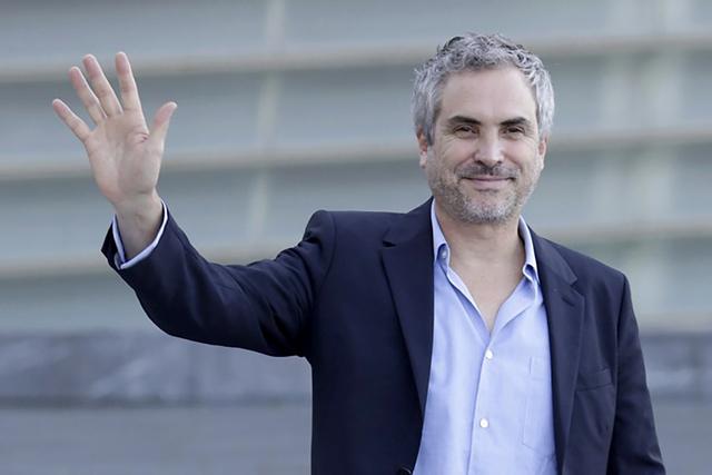 Alfonso Cuarón.   Agencia