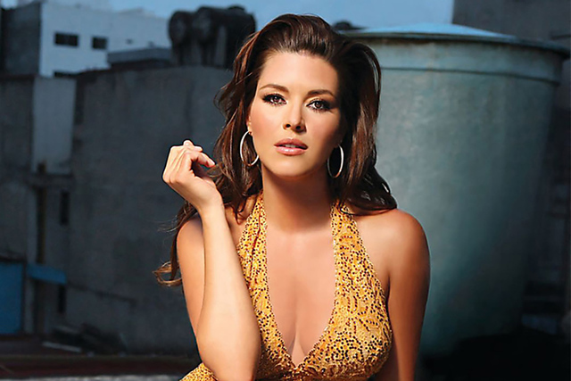 Alicia Machado. | Archivo