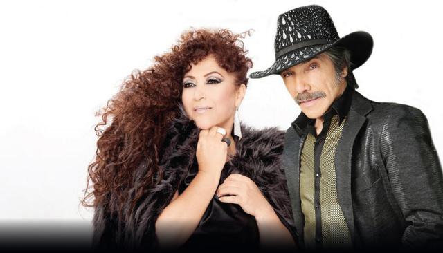 Amanda Miguel y Diego Verdaguer.   Cortesía