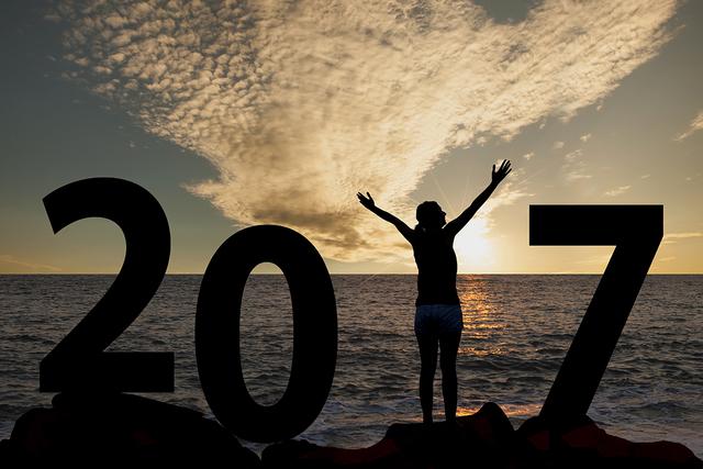 Ahorrar dinero, bajar de peso y evitar el estrés son unos de los propósitos más comunes en el año nuevo.