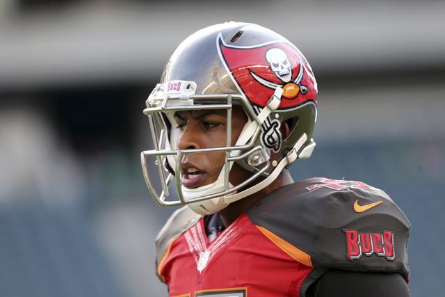 Roberto Aguayo. | AP Photo/Mel Evans