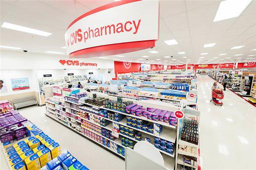 """La cadena de farmacias CVS Health anunció que venderá el medicamento equivalente de EpiPen, una versión autorizada y genérica de """"Adrenaclick"""", por menor precio. (Foto Archivo/Sean Meyers/CVS  ..."""