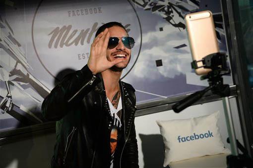 Maluma, en foto de archivo, Nov. 17, 2015, en una de sus visitas a Las Vegas. (Archivo/Photo by Al Powers/Powers Imagery/Invision/AP).