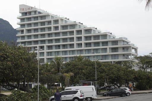 El Hotel Trump, en Rio de Janeiro, Brasil, se puede ver en esta foto de archivo, del 14 de diciembre del 2016. En este tiempo se informó que el hotel estaba en un proceso legal. (Archivo/AP Photo ...
