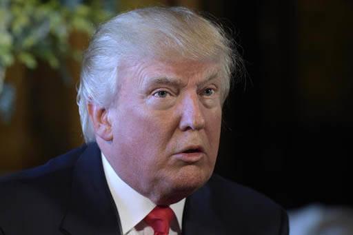 El Presidente Donald Trump dijo estar abierto a un compromiso en el tema de migración, poco antes de su discurso ante el Congreso.  (Archivo/AP Photo/Susan Walsh).