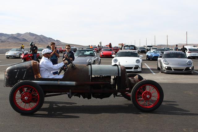 Puede apreciar automóviles de todo tipo cada sábado a las 7 de la mañana. | Foto El Tiempo/Cristian De la Rosa