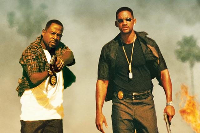 Martin Lawrence y Will Smith en Bad Boys. | Archivo