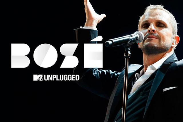 """""""Bosé: MTV Unplugged"""" se estrenará por MTV Latinoamérica el 6 de octubre y saldrá a la venta en CD + DVD y formato digital el 7 de octubre.   Cortesía"""