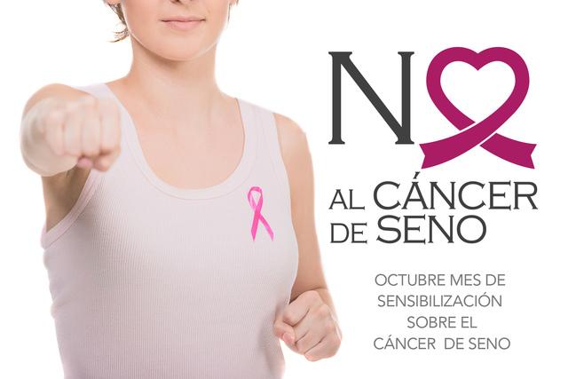 La dura batalla del cáncer de mama no solo es de quien lo padece.