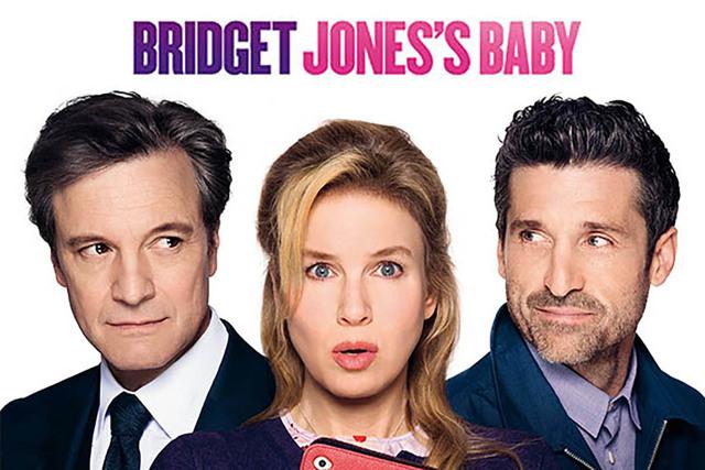 BRIDGET JONES'S BABY.   Cortesía