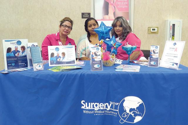 pCANCER 2: El programa Cirugía sin Frontera frecuentemente tiene presencia en el sur de Nevada y está destinado a ofrecer servicios quirúrgicos a bajo costo en Bakersfield, California. | Foto E ...