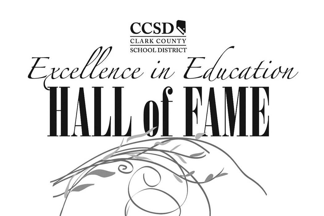 CCSD está aceptando nominaciones para el Salón de la Fama de Excelencia en Educación 2017