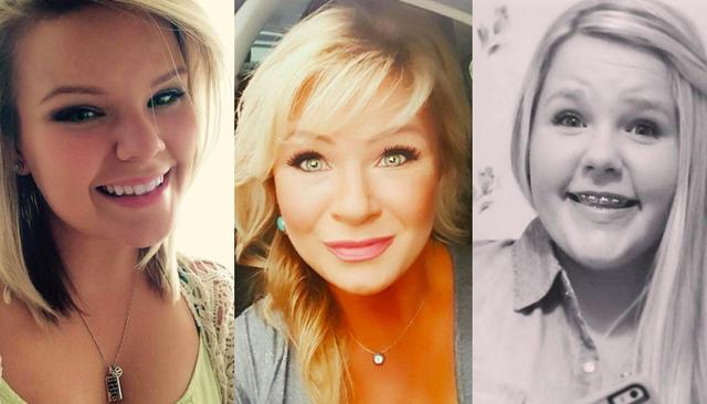 La mujer de 42 años, identificada como Christy Sheats, disparara y matara a sus hijas Tylor y Madison, de 17 y 22 años. | Cortesía