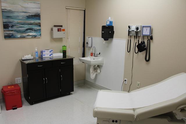 La clínica ofrece los servicios de medicina preventiva familiar y atención psicológica. Foto El Tiempo
