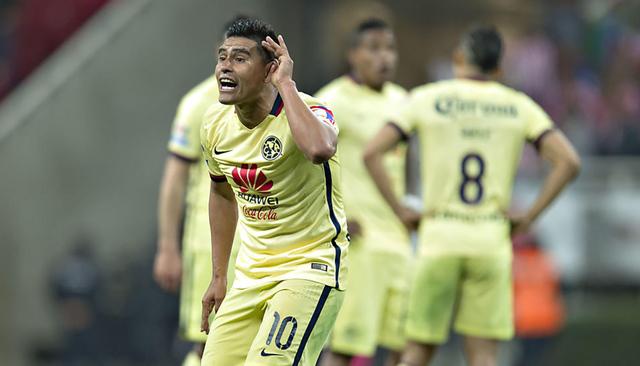 Jugadores Club Ámerica. | Agencia
