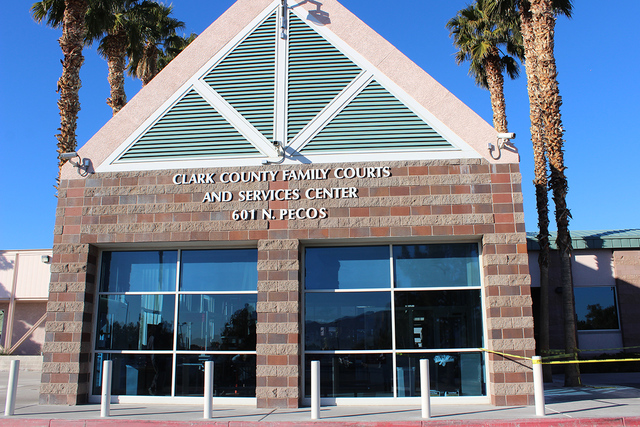Corte Familiar está ubicada 601 N. Pecos Rd.Las Vegas, NV 89101  Telefono:702-455-1500