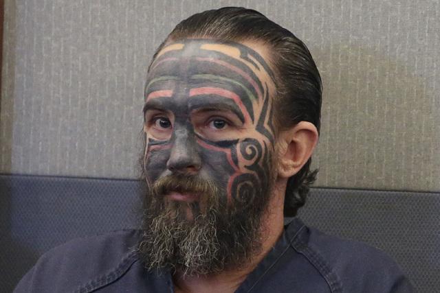 Daniel Selovich, también conocido como Pirate, apareció en el Centro Regional de Juticia, el 19 de enero del 2017, en Las Vegas. (Bizuayehu Tesfaye/Las Vegas Review-Journal)@bizutesfaye ).