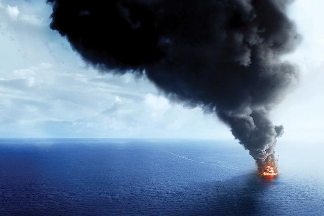 Deepwater Horizon es una plataforma petrolífera situada a 60 kilómetros de la costa de Louisiana, en pleno Golfo de México. | Agencia