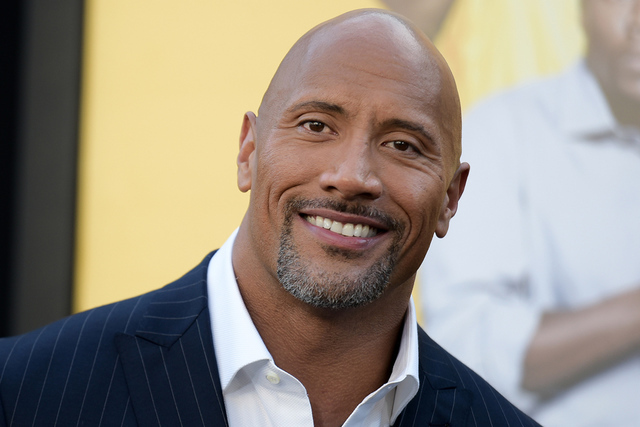 Dwayne Johnson. | Archivo AP Richard Shotwell/Invision