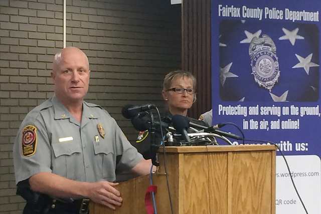 El jefe de Policía de Fairfax, Virginia, Edwin Roessler, y el alguacil del mismo condado hablaron a la prensa el pasado martes 16, luego que un paciente fue baleado por un agente del sheriff. El  ...