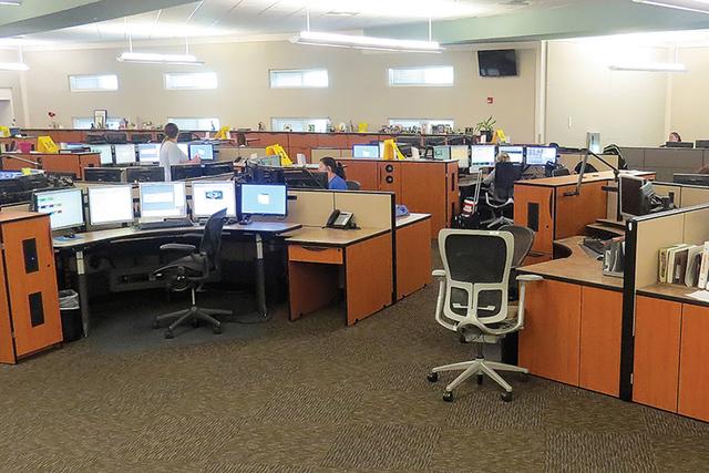En un día se pueden recibir de 8 a 10 mil llamadas, sin embargo, un problema recurrente es que la gente usa la línea 911 cuando no están en situación de emergencia. Foto: El Tiempo.