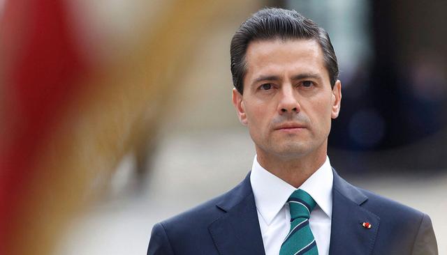 """""""No hay manera de que México pague un muro como ese, pero esa decisión le corresponde al gobierno de los Estados Unidos"""", afirmó el presidente en la entrevista realizada en el marco de la r ..."""