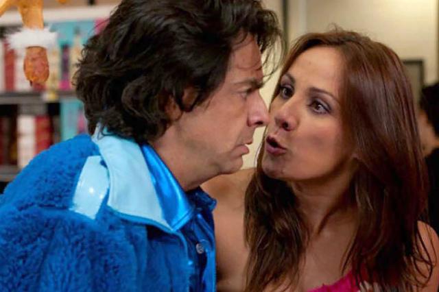 Consuelo Duval y Eugenio Derbez. | Archivo