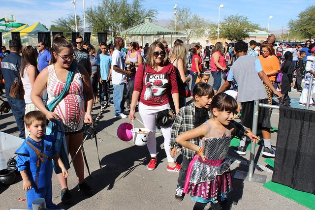 Los niños acudieron al festival disfrazados de sus personajes predilectos, el sábado 22 de octubre de 2016. Foto El Tiempo