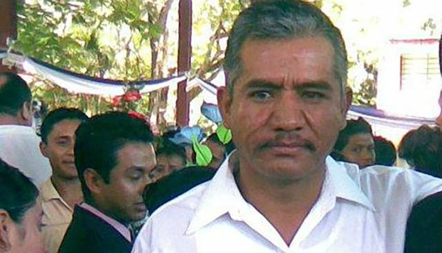 Gelacio Navarrete Morales. | Foto Cortesía