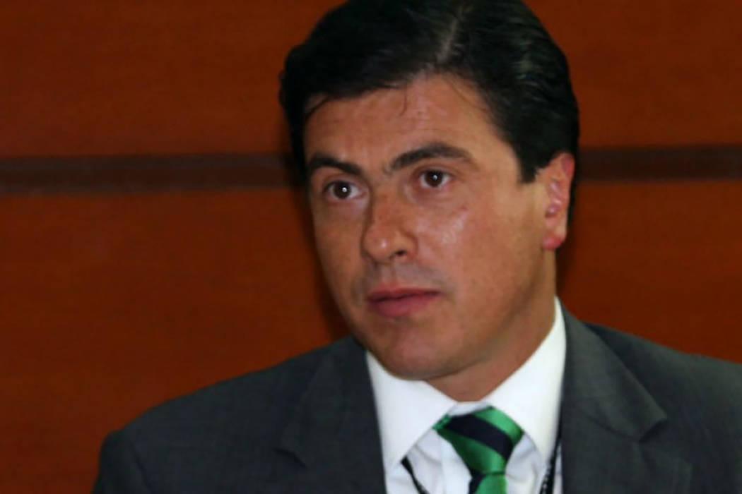 Gerónimo Gutiérrez Fernández. | Cortsía