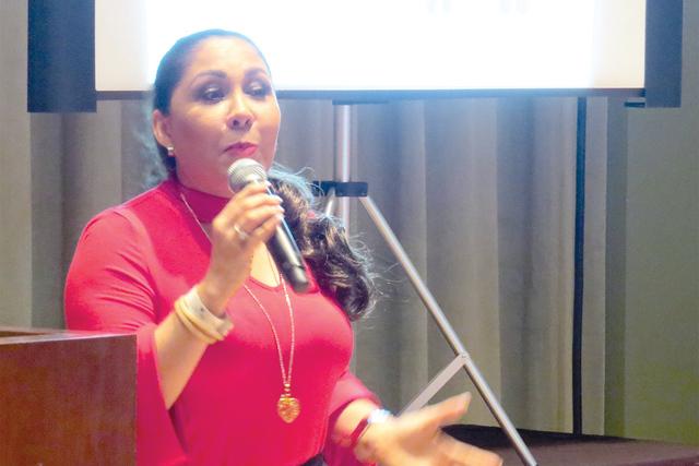 """""""Es muy importante ver a la sexualidad como una parte integral del ser humano y como una parte integral de la salud"""": Sexóloga Irene Moreno, el sábado 11 de febrero en el evento de 'Víste ..."""
