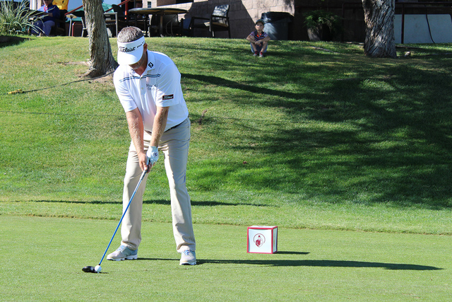 Los ganadores del torneo pueden acceder a la categoría Champions de la PGA por los puntos que da el abierto de Las Vegas organizado por los Hospitales Shriners, el sábado 5 de noviembre de 2016. ...