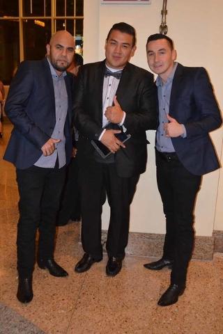 Los músicos de Julión posaron para El Tiempo. Foto El Tiempo