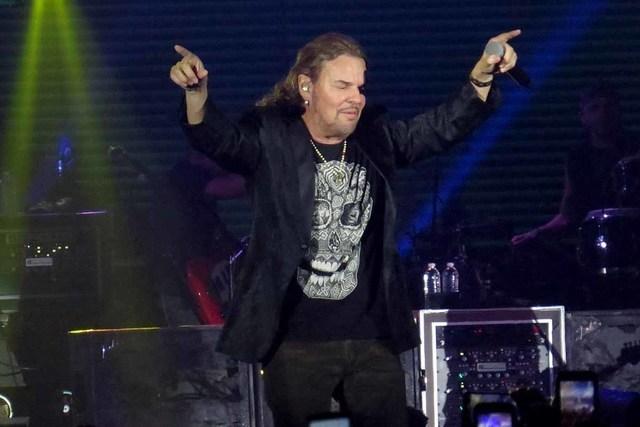Pasan los años y Maná se mantiene vigente y como una de las bandas musicales más importantes de América Latina. Viernes 16 de septiembre en MGM Grand Garden Arena. Foto: El Tiempo.