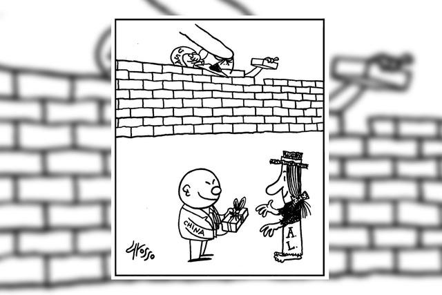 Posiciones muy  diferentes. | Ilustración por Grosso/Especial para El Tiempo